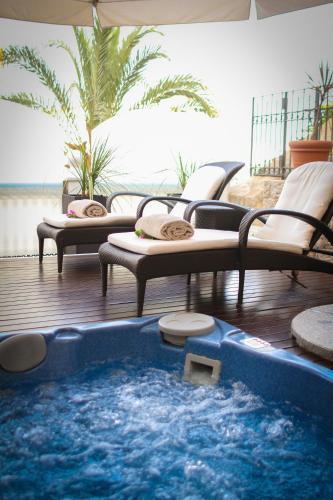 Suite Grande Hotel Mirador de Dalt Vila 8