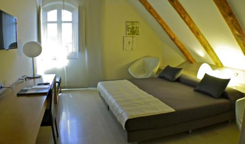 Superior Double Room Hotel Sant Roc 33