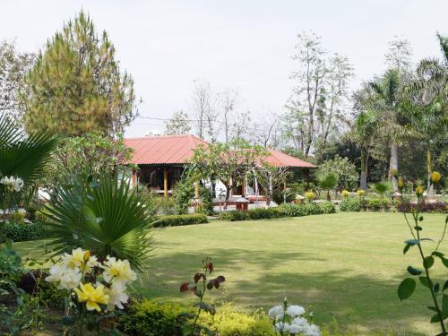 V Resorts Dhampur front view
