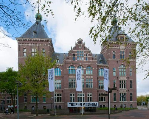 Amsterdam Tropen Hotel photo 8