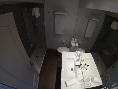 Double or Twin Room with Garden View - single occupancy Hotel Igeretxe 3