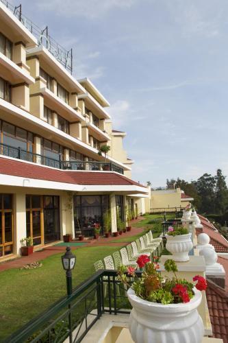 Отель Gem Park Ooty 4 звезды Индия