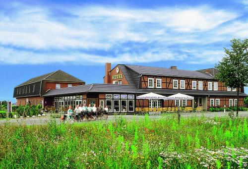 Hotel Zur Wolfsschlucht - Das Wolfshotel am Arendsee
