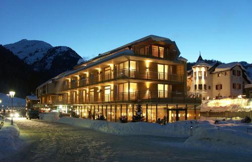 Отель Skihotel Galzig 4 звезды Австрия