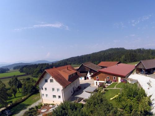 Kuscherhof - Apartment mit 2 Schlafzimmern mit Balkon