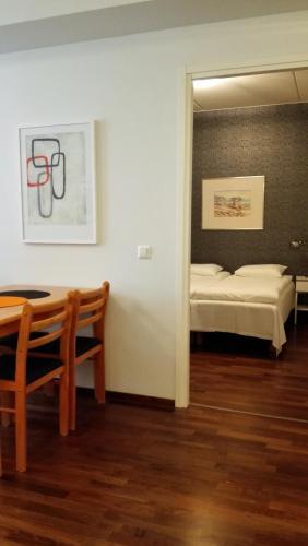 Kotimaailma Apartments Raahe