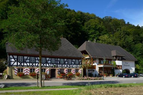 Отель Schwarzwaldgasthof Hotel Schlossmühle 3 звезды Германия