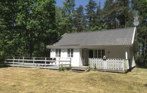 Holiday home Fyrreskoven Aakirkeby IX