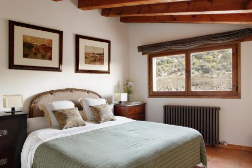 Habitación Doble Ráfales Hotel Mas de la Serra 1