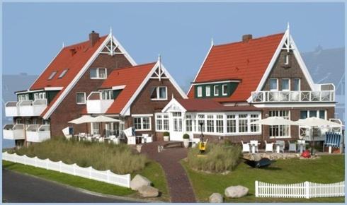 Hotel norderriff langeoog lower saxony for Designhotel langeoog