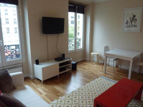 Apartment Paris Montparnasse