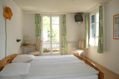 Standard Doppel- oder Zweibettzimmer mit Bergblick (Standard Double or Twin Room with Mountain View)