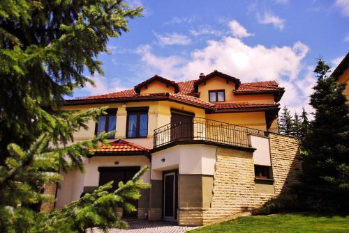 Dom dla VIP, Крыница