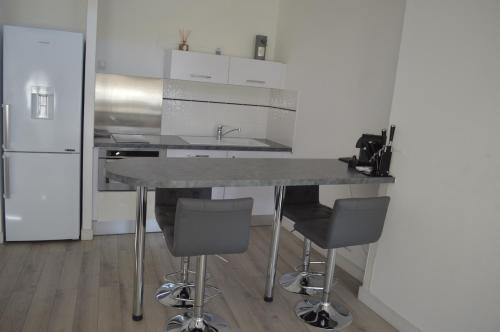 1-slaapkamer Luxury appartement (Luxury One-Bedroom Apartment)