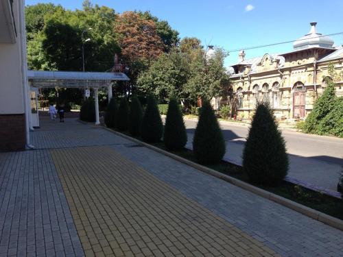 Отель Пансионат Империал Россия Кисловодск Bookingcom