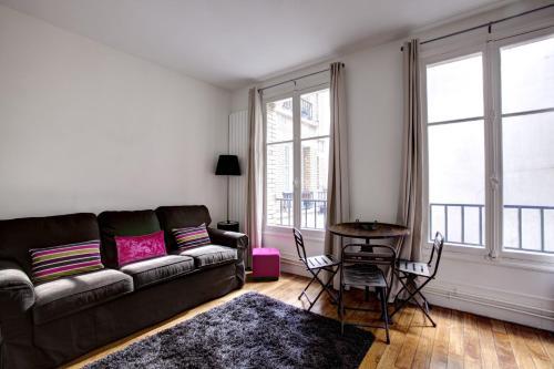 m tro notre dame de lorette plan et itin raire. Black Bedroom Furniture Sets. Home Design Ideas