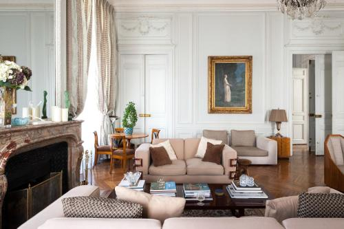 Отель onefinestay - Eiffel Tower private homes 0 звёзд Франция
