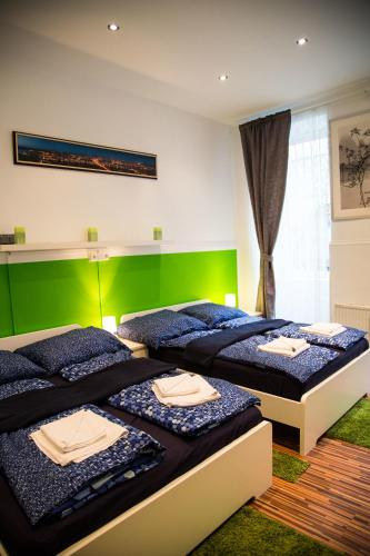 Standard Zwei Schlafzimmer Apartment (Standard Two-Bedroom Apartment)