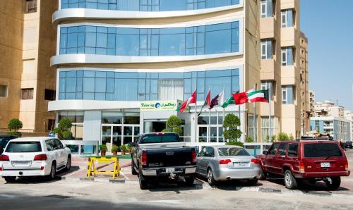 Relax Inn Hotel Apartments Salmiya, Kuwejt