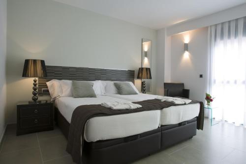 Double or Twin Room with Garden View and Spa Access - single occupancy Hotel Spa Niwa 7