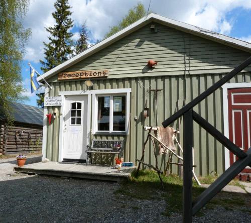 Отель Skabram Turism Gårdsmejeri 0 звёзд Швеция