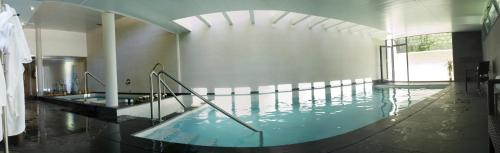 Double or Twin Room with Garden View and Spa Access - single occupancy Hotel Spa Niwa 5