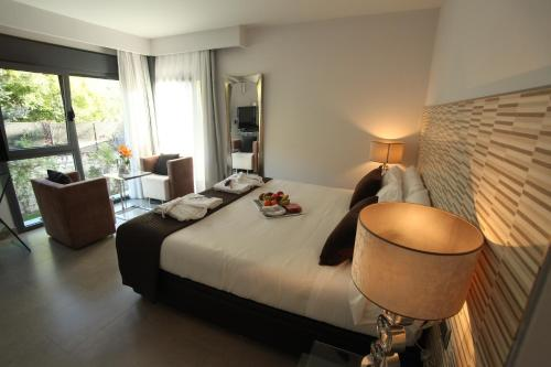 Double or Twin Room with Garden View and Spa Access - single occupancy Hotel Spa Niwa 12