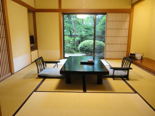Fireworks Plan - Japanese-Style Corner Room with Outdoor Hot Spring