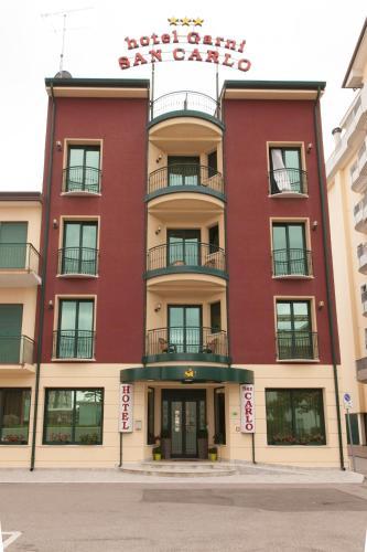 Hotel Garni San Carlo (B&B)