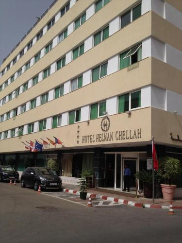 Picture of Helnan Chellah Hotel
