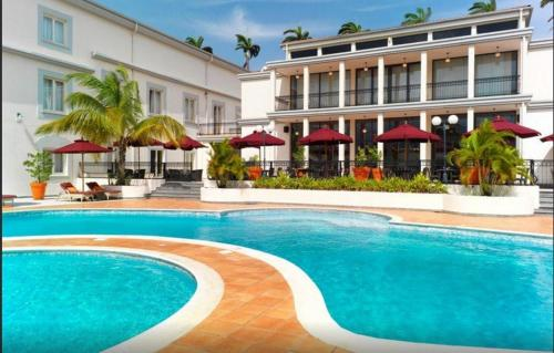 Online bestellen: Sofitel Malabo President Palace