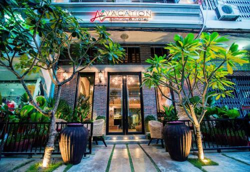 Отель Vacation Boutique Hotel 3 звезды Камбоджа