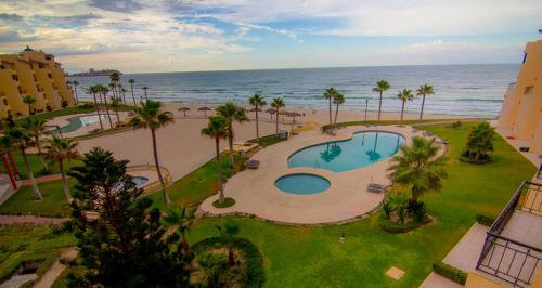 חוף ים Two-Bedroom Apartment at Puerto Penasco A 409-V