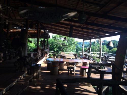 Tree Top Eco-Lodge, Ratanakiri