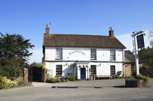 Photo of Badgers Inn Hotel Bed and Breakfast Accommodation in Petworth West Sussex