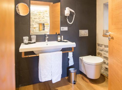 Doppelzimmer - Einzelnutzung Hotel Rural Torre De Uriz 8