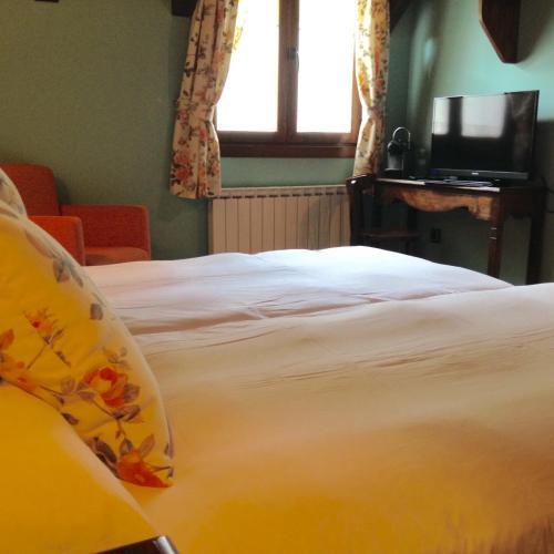Habitación Doble - 2 camas Hotel Casa Arcas 7