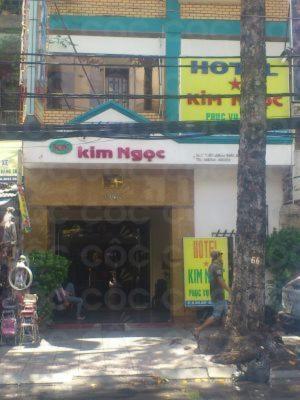Отель Kim Ngoc Hotel 1 звезда Вьетнам