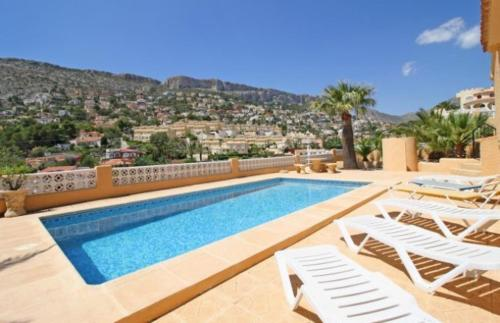 Apartment with terrace, quiet in Alicante