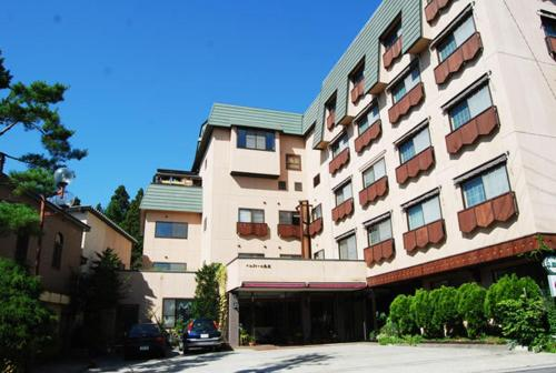 Hotel Bergtour Marukita