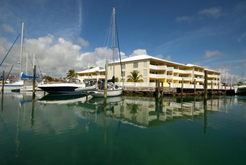 Ocean Reef Yacht Club & Resort front view