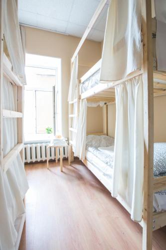 Bett im gemischten 6-Bett-Schlafsaal (Bed in 6-Bed Mixed Dormitory Room)