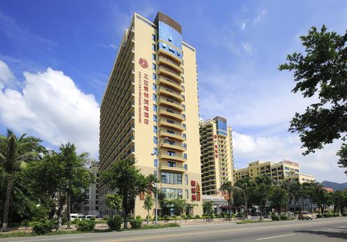 Отель Gentl grown Sanya Seashore 4 звезды Китай