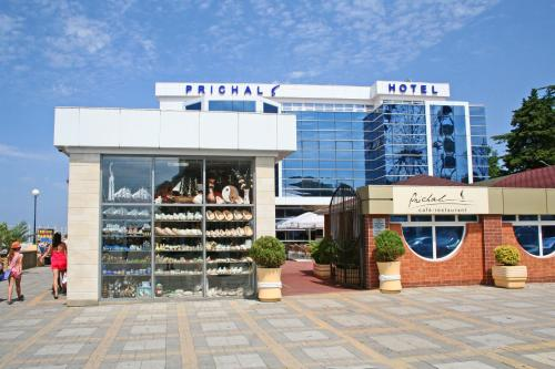 Stay at Hotel Prichal