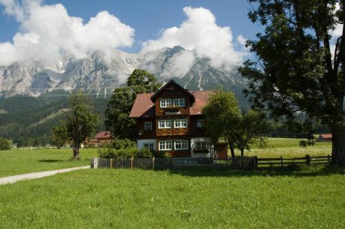 Appartements Wieseneck - Apartment mit Blick auf die Berge