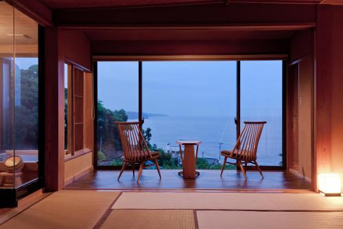 Japanese-Style Superior Room with Open-Air Bath