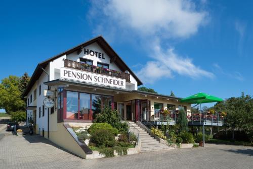 Отель Hotel Schneider 0 звёзд Германия