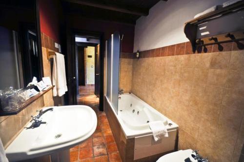 Doppelzimmer mit Hydromassage Coto del Valle de Cazorla 4