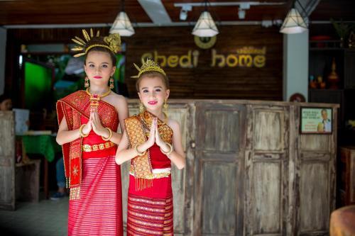 Отель Chedi Home 3 звезды Таиланд