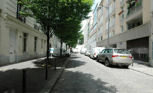 Pere Lachaise Apartment
